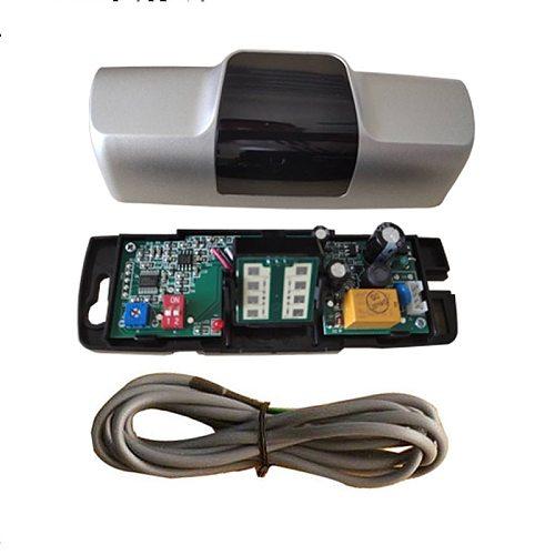 12VDC 24GHz Standard Microwave Motion Sensor Radar Detector for Sliding Door Elevator Opener