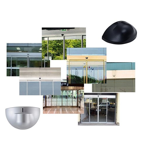 24.125GHz Micro Wave Motion Sensor Detector For Automatic Door System
