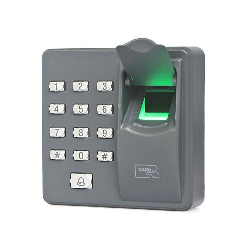 Biometric Fingerprint Access Control Machine Digital Electric RFID Reader Code Password Keypad System for Door Lock