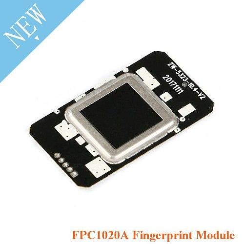 FPC1020A Capacitive Fingerprint Identification Module 1020A Semiconductor Capacitive Fingerprint Sensor Module