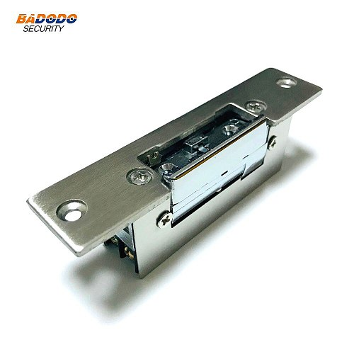 Stainless steel DC 12V Electric Strike lock electronic door lock power on to unlock fail secure for access control