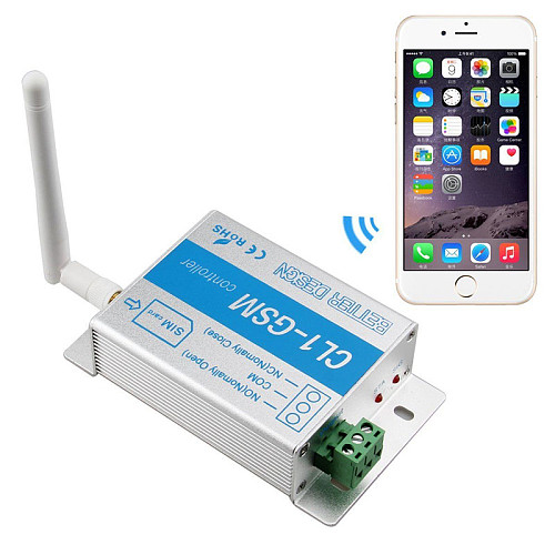 smart automation Remote GSM controller SMS call relay switch gate opener water pump motor home appliances