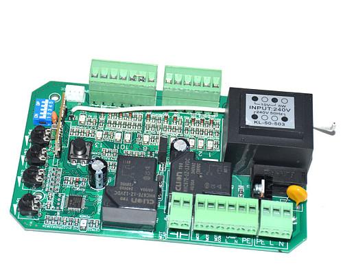 AC120v 230V soft start smart circuit board control card mother board plate for sliding gate opener motor(PY600acn SL600 SL1500)