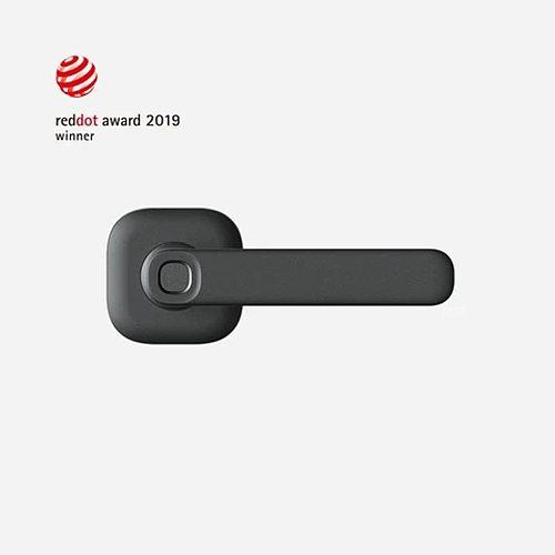 Tuya Smart Lock Fingerprint Lock Wireless Door Lock NEC Card Network Lock Support For Alexa Google Home Smart Online Handle Lock