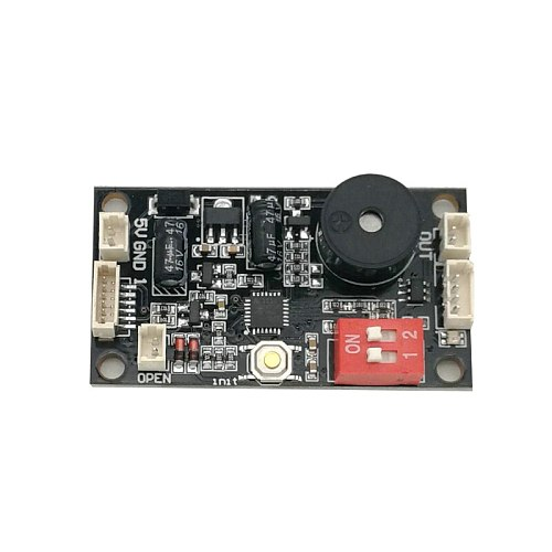 K200-3.3 door access control fingerprint control board+R502 fingerprint module
