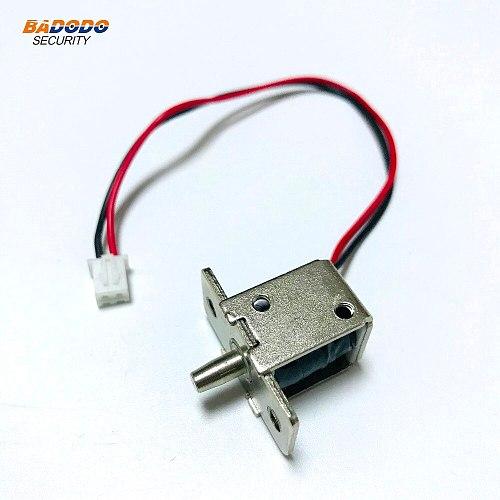 DC12V Mini electrical Lock Locker Smart Cabinet Lock for storage express cabinet cupboard case anti-theft door lock