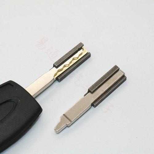 HU101 Key Clamping Fixture Duplicating Cutting Machine For Car Key Copy Tool Set  for Ford Focus Blank Key Cutting