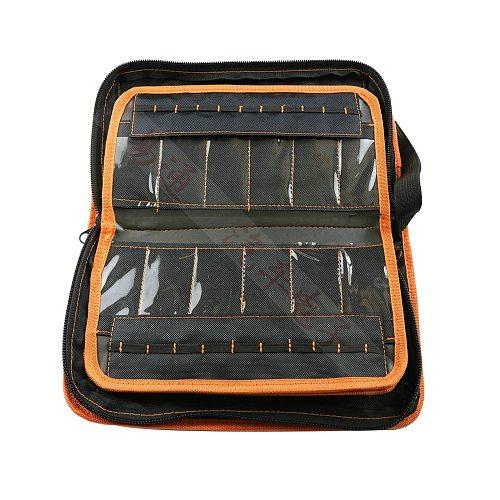 CHKJ LISHI 2 in 1 Tool Bag Special Carry Bag Case Locksmith Tools Storage Bag Durable For Lishi Tool Set 50pcs Free Shipping