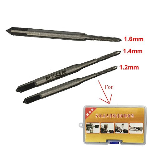 1.2MM/1.4MM/1.6MM Honda Car Lock Ignition Disassembly Tool Replacement Removal Pin Cancellation Nails Pin locksmith Tools