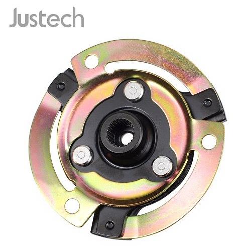 Justech Air Conditioning A/C Compressor Repair Kit Clutch Hub 5N0820803 For Delphi CVC compressor Seat Opel Audi Skoda VW Golf