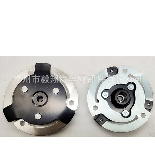 A/C Compressor CLUTCH KIT Air-conditioning compressor clutch 1K0820859C 1K0820859D 1K0820859E 1K0820859F for AUDI V W Skoda SEAT
