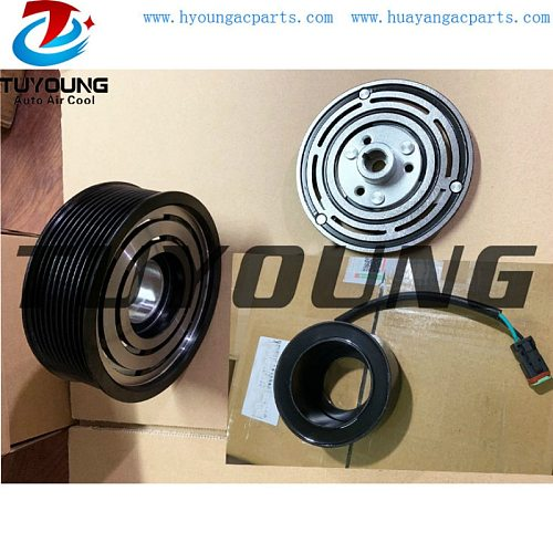 SD7H15 8275 A/C Air Conditioner Compressor Electromagnetic clutch for Scania Truck R380 R340 G420 R500 R580 R620 1531196 1888032