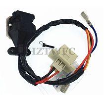 Blower Motor Resistor + Silica Gel For Mercedes Benz E-Class W210 S210 2108218351 9140010179 9094302385