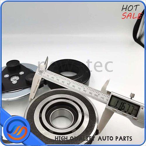 A/C AC Air Condition Compressor Electromagnetic Magnetic Clutch for Land Rover Freelander 2 2.2 LR017930 LR041119 LR027784