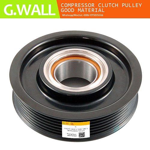 for A/C Compressor Pulley For Opel Corsa Fiat Bravo Punto Grande Punto 51831803 55701201 55703917 71746716 71789108 9520079JA0