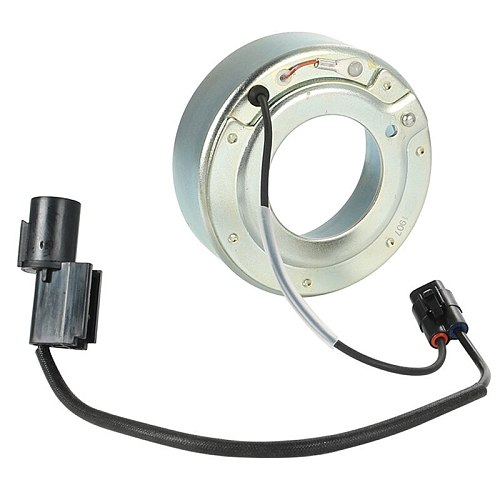 OEM # CPC78483 New A/C AC Compressor Clutch Coil for Mitsubishi Mirage Lancer Replacement Kit 1521986 10347120 C1417R 1110596