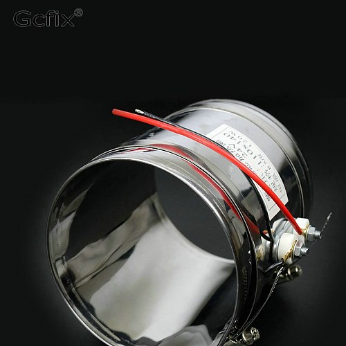 Universal Adjustable 120W Diesel Filter Heater 12V 24V for Car Truck Diesel Vehicle Winter Diesel Filter Preheater
