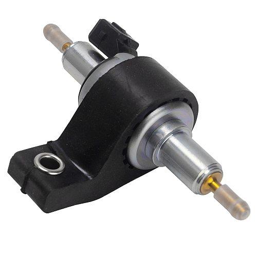12V Vehicle Diesel Fuels Air Parking Heat Pump 1KW-5KW Universal Car Heater Oil Fuel Diesel Pump Bracket Holder Auto Accessories