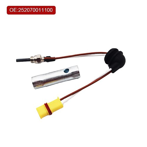 Kindgreat For Eberspacher 24V Airtronic D2 D4 D4S Glow Plug 252070011100 Truck RV Camping Yacht Diesel Parking Heater Glow Pin