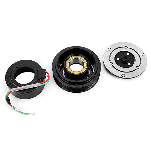 AC Compressor Clutch Kit Stainless Steel Universal Fits for OPEL ASTRA G H ZAFIRA ac compressor