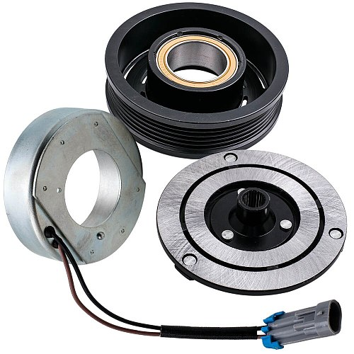 set of A/C Air Conditioner Compressor Clutch Kit For Opel Astra G H ZAFIRA A B for OPEL VAUXHALL Mk. 4/5