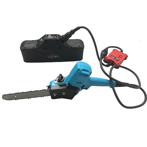 40V Battery Automatic High Quality Pocket Wood Cutting Chain Saw Machine