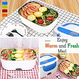 Electric Heating Lunch Box Car + Home 2 In 1 Dual-function for heating and warm keeing.(Free Shipping)In stock