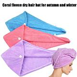 Microfiber Hair Fast Drying Dryer Towel,MAGIC HAIR TOWEL
