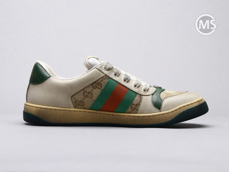 Gucci Screener GG Canvas Sneaker