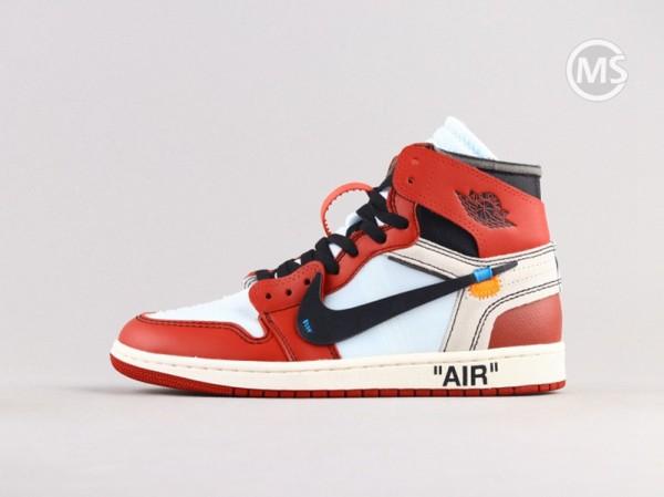 OFF-WHITE x Air Jordan 1 Chicago