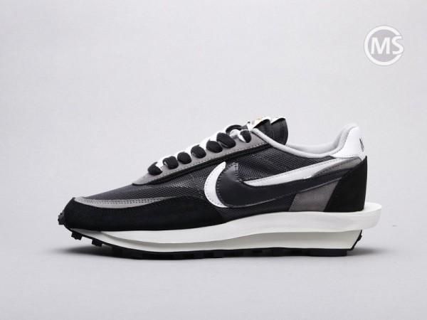 Sacai x Nike LDV Waffle Black