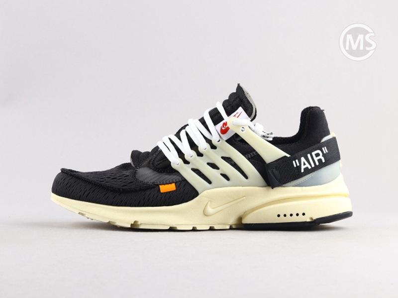 OFF-WHITE x Air Presto The Ten