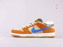 Nike SB Dunk Corduroy Dusty peach
