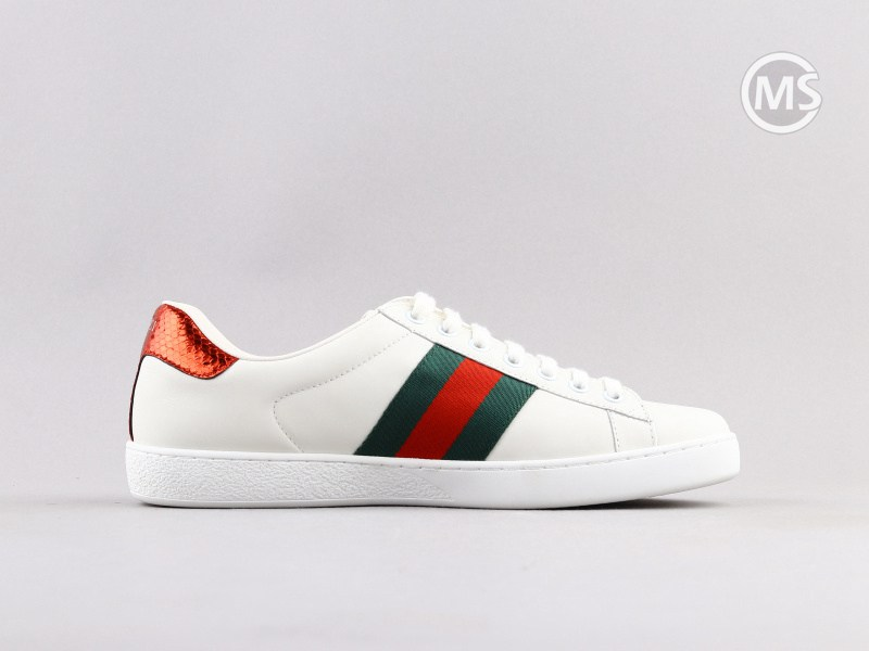 Gucci Ace Bee White Sneaker