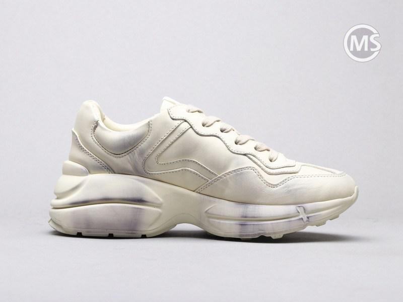Gucci Rhyton Mouth Ivory Sneaker