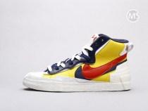 Sacai X Nike Blazer Mid Snow Beach