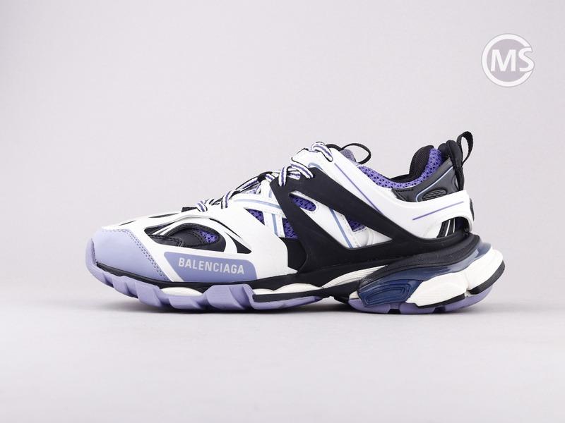 Balenciaga Track Trainers purple