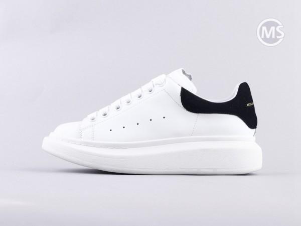 Alexander Mcqueen Oversized White Black