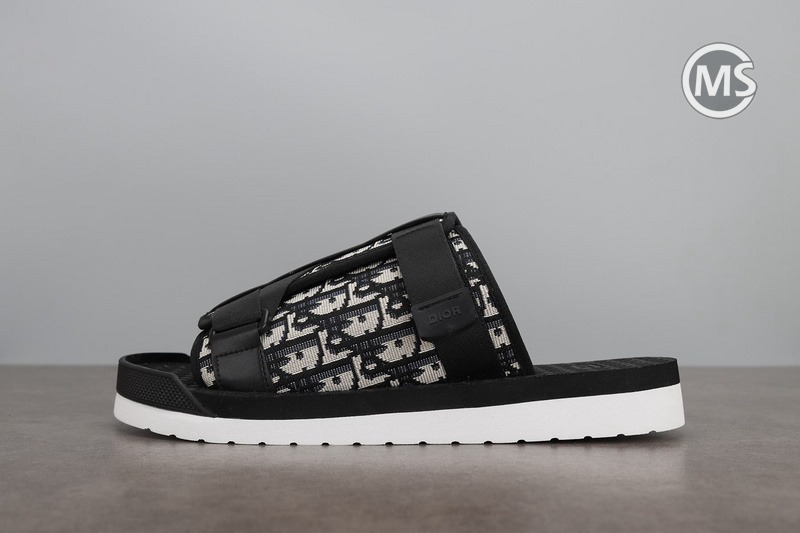 Dior Alpha Sandal Oblique Jacquard
