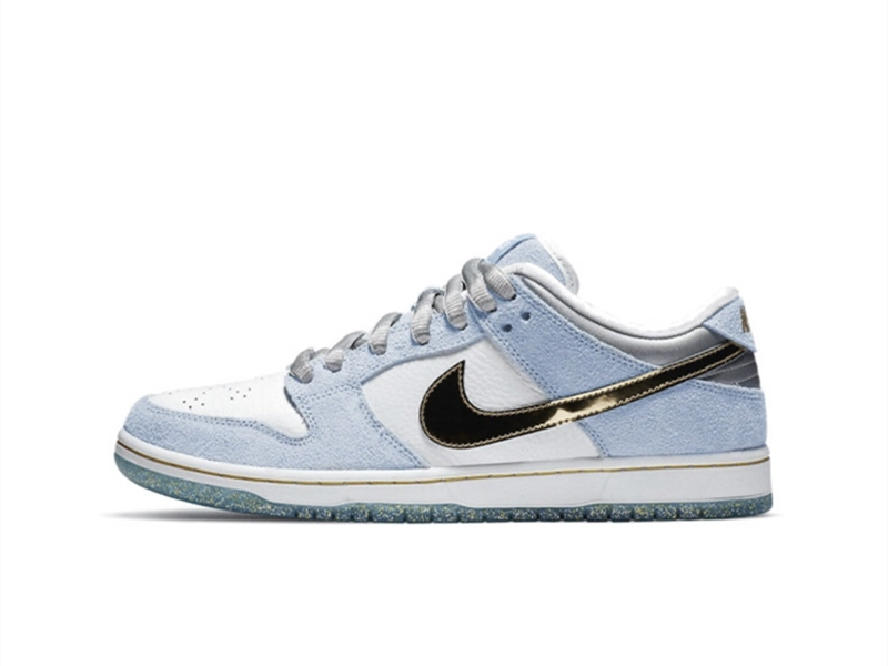 Sean Cliver Nike SB Dunk Holiday Special