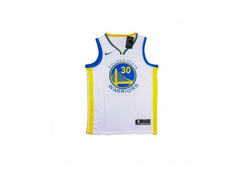 Golden State Warriors Curry Nike NBA Jersey