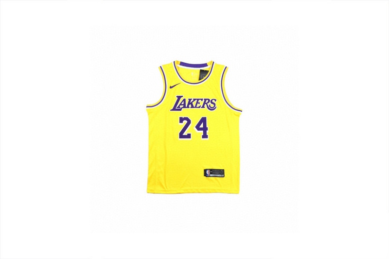 Los Angeles Lakers Kobe Bryant Nike NBA Jersey
