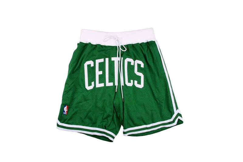 Just Don Celtics Nike NBA Shorts Men