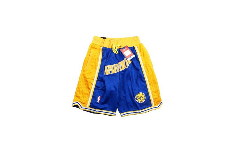 Just Don Warriors Nike NBA Shorts