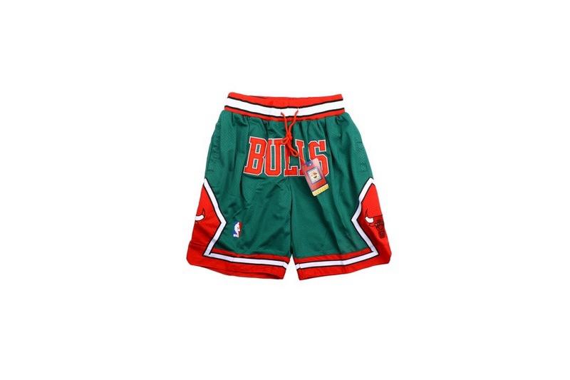 Just Don Chicago Bulls NBA Shorts