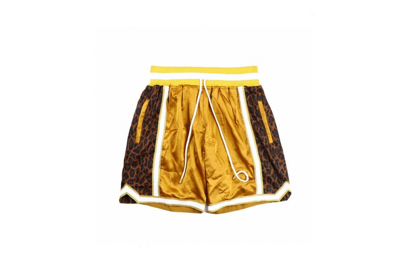 Just Don Authentic Basketball Shorts