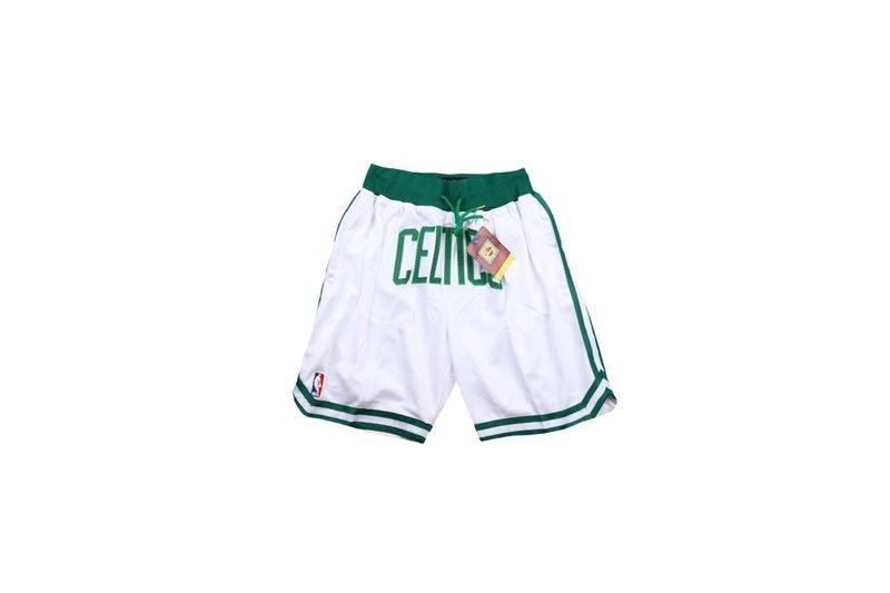 Just Don Celtics Nike NBA Shorts