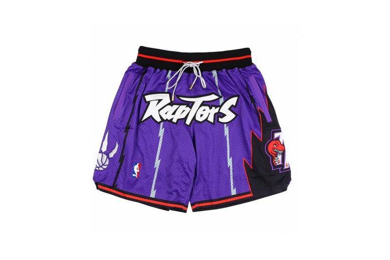Just Don NBA Repters Basketball Shorts