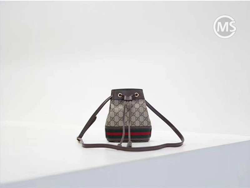 Gucci Ophidia series small bucket bag