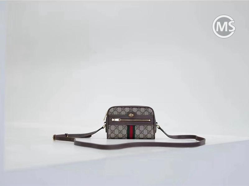 Gucci Ophidia faux canvas handbag
